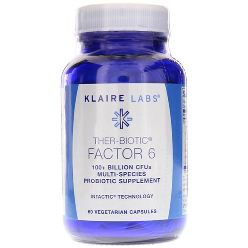 Klaire Labs Ther-Biotic Factor 6
