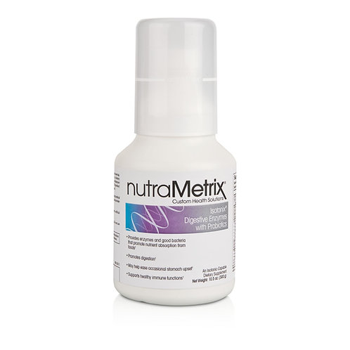 NutraMetrix Digestive Enzymes with Probiotics