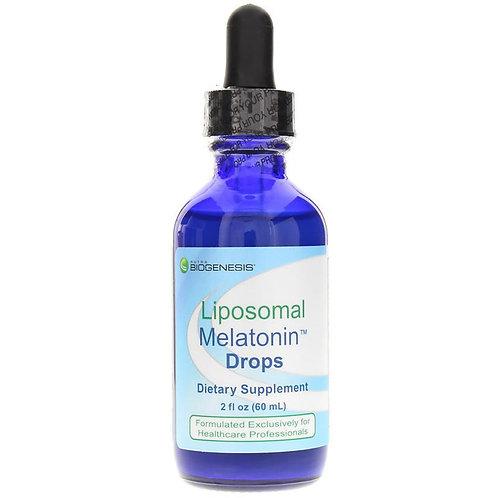 Biogenesis Liposomal Melatonin Drops