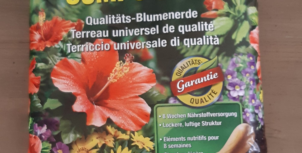 Blumenerde 5l