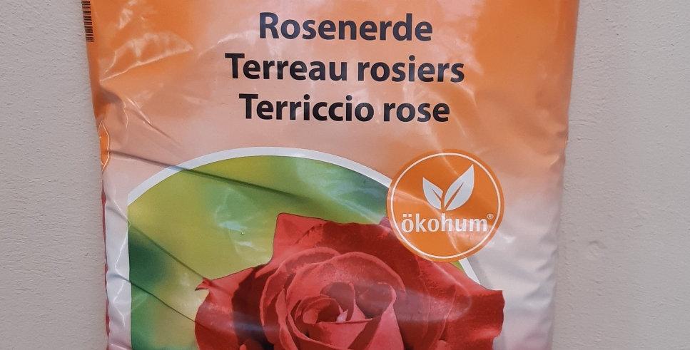 Rosenerde 15l