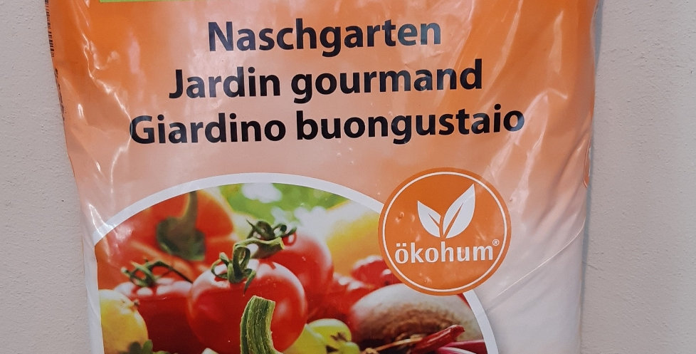 Naschgarten 15l