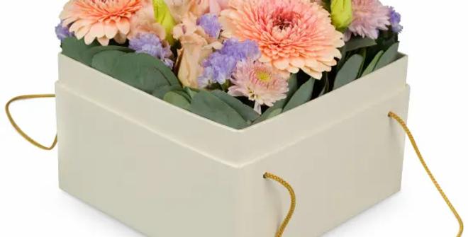 Blumenbox zart 15cm