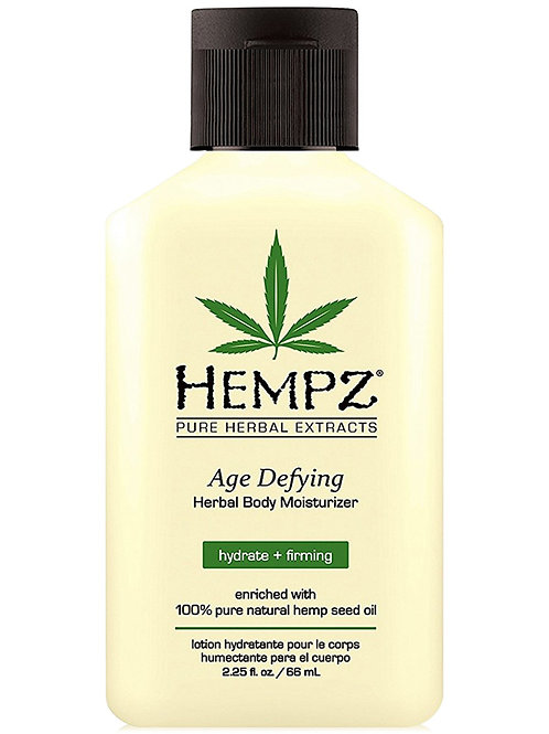 Valley Girl Tan | Hempz Travel Size Age Defying  Lotion