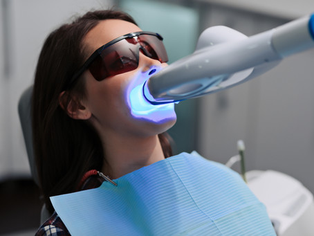 Organic Teeth Whitening In Los Angeles