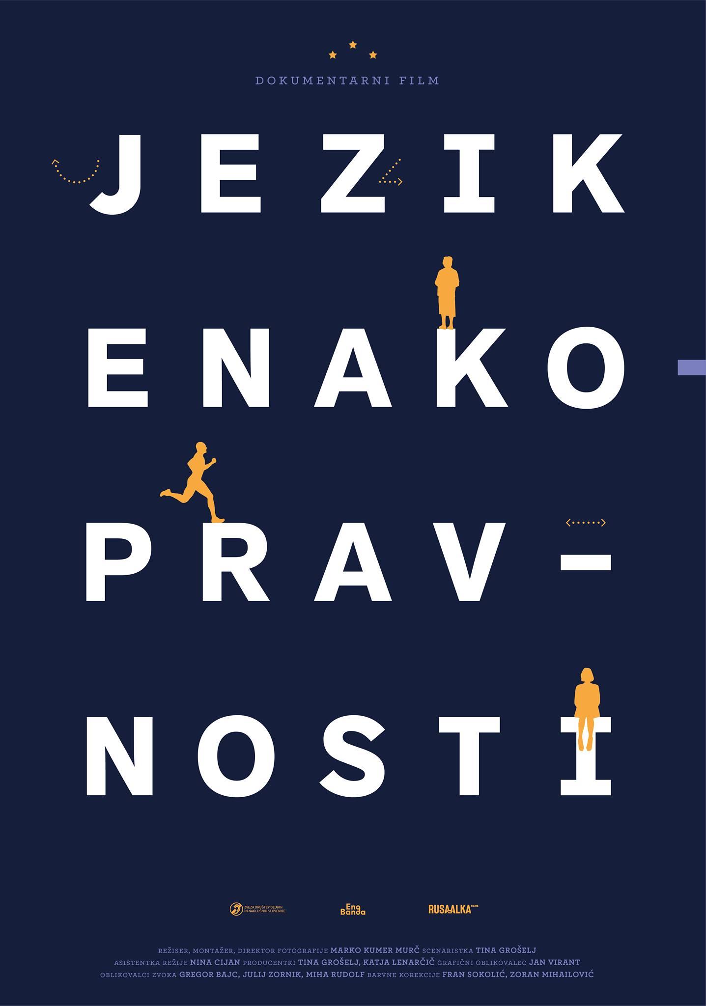 Language of Equality by Marko Kumer from Slovenia