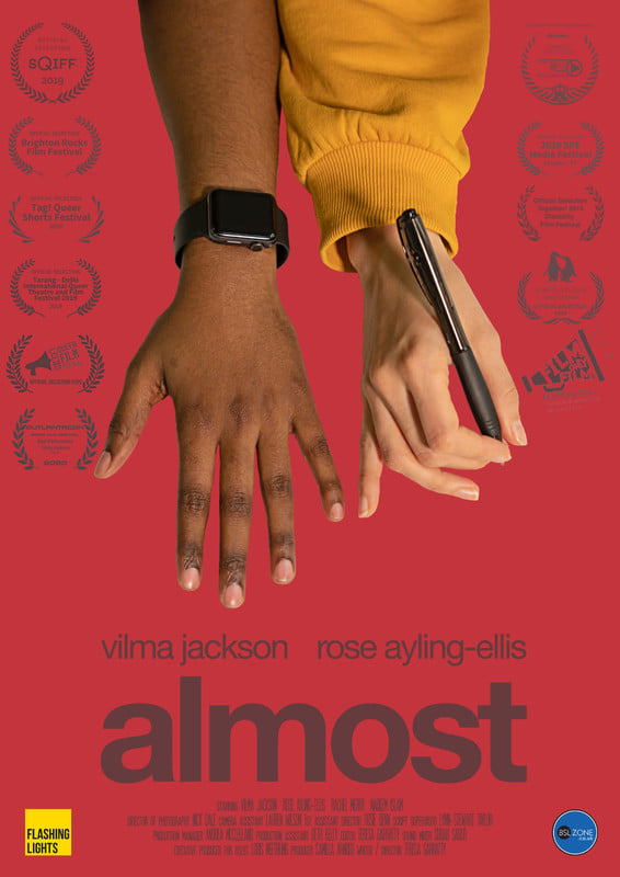 """Almost"" by Teresa Garratty from United Kingdom"