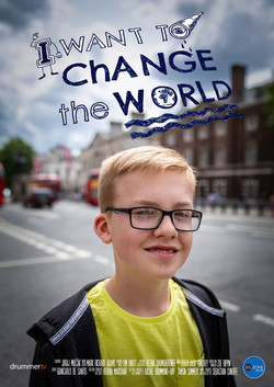 """""""I Want to Change the World"""" by Sebastian Cunliffe from United Kingdom"""