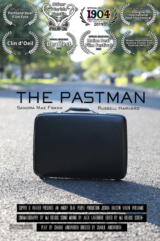 """The Pastman"" by Charlie Ainsworth from United States"