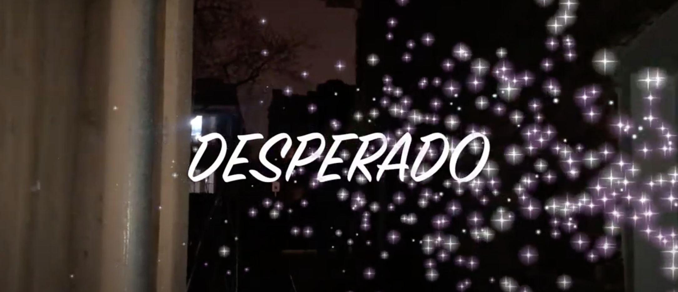 """Desperado Music Video"" by Jakiria Williams"