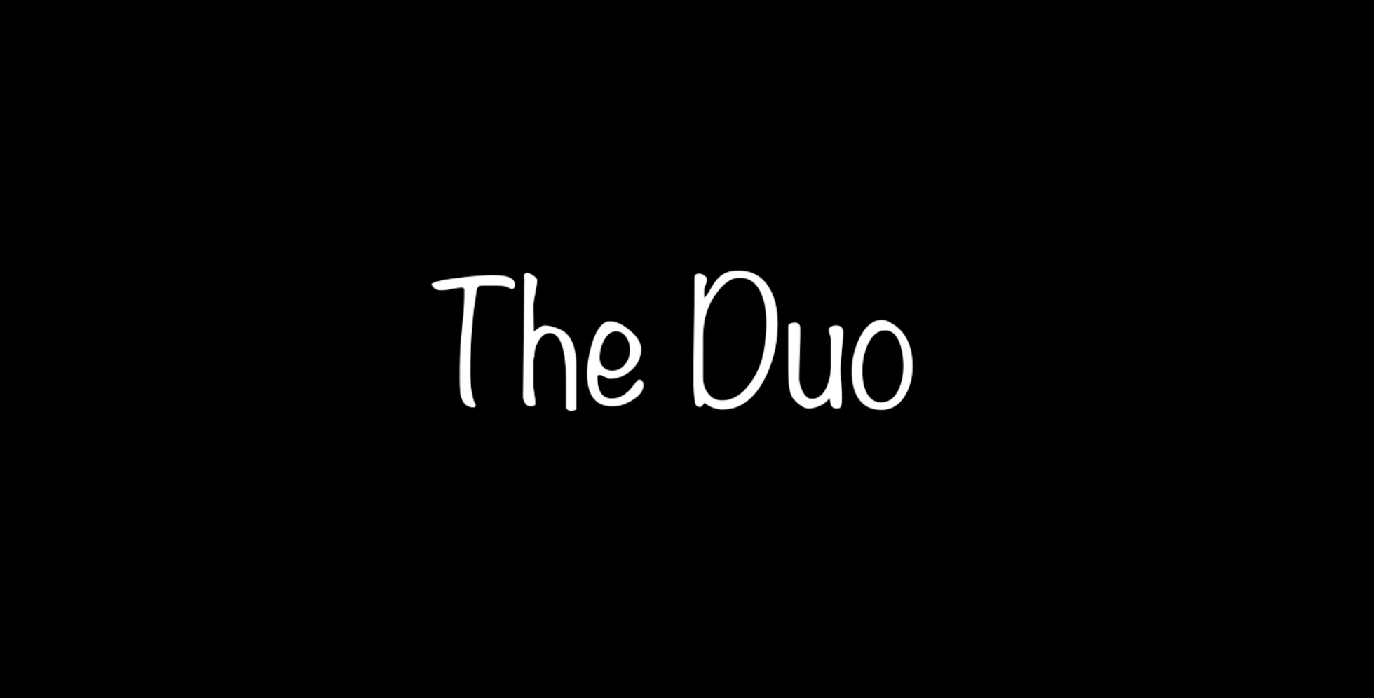"""The Duo"" by Jakiria Williams"