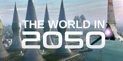 World In 2050 by Jegor Andrejev and Triin Trumm  supported by Mari Tõnisson