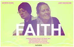 """FAITH"" by Sahera Khan from United Kingdom"