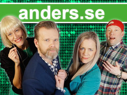 """""""Anders.se"""" by Mindy Drapsa from Sweden"""