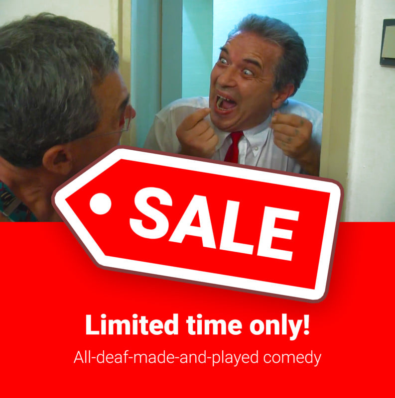 """Sale"" by Boris Bassin from Israel"