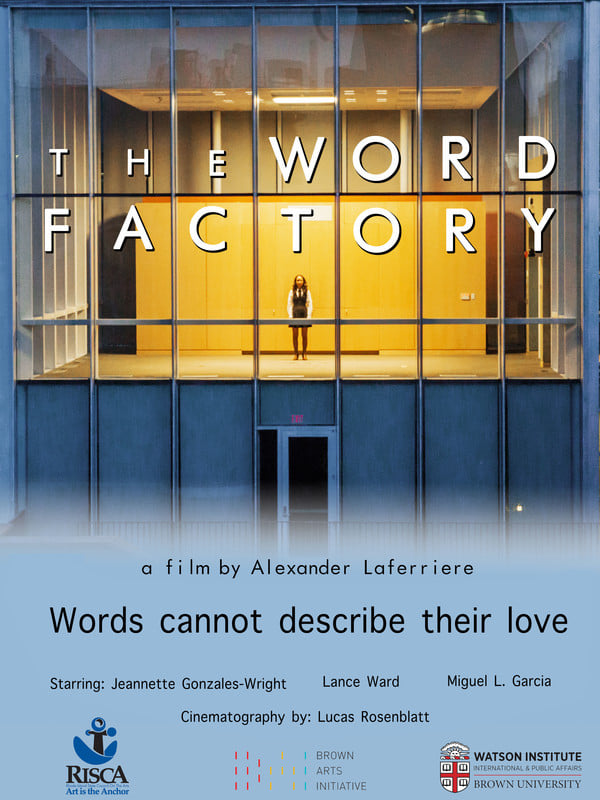 """The Word Factory"" by Alexander Laferriere from United States"