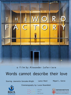 """""""The Word Factory"""" by Alexander Laferriere from United States"""