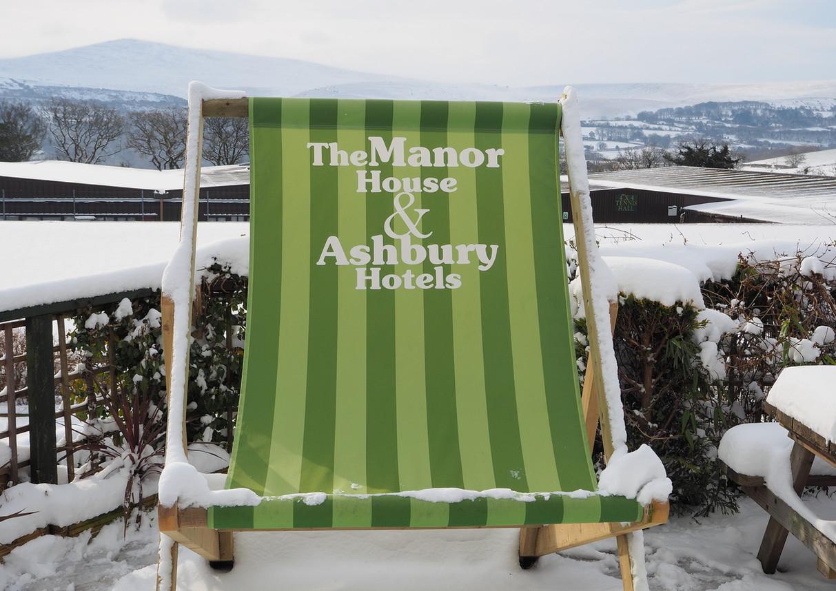 The Manor House Hotel, Okehampton, Devon