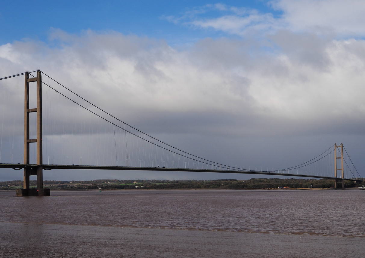 Humber Bridge, Yorkshire