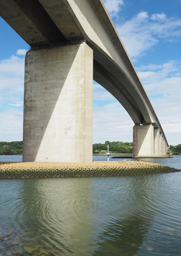Orwell Bridge, Suffolk