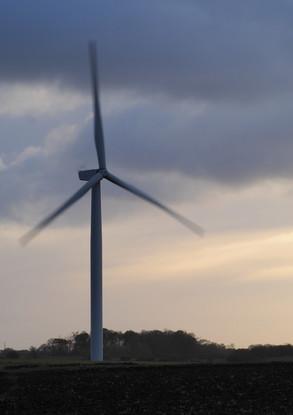Wind Turbine, North Yorkshire