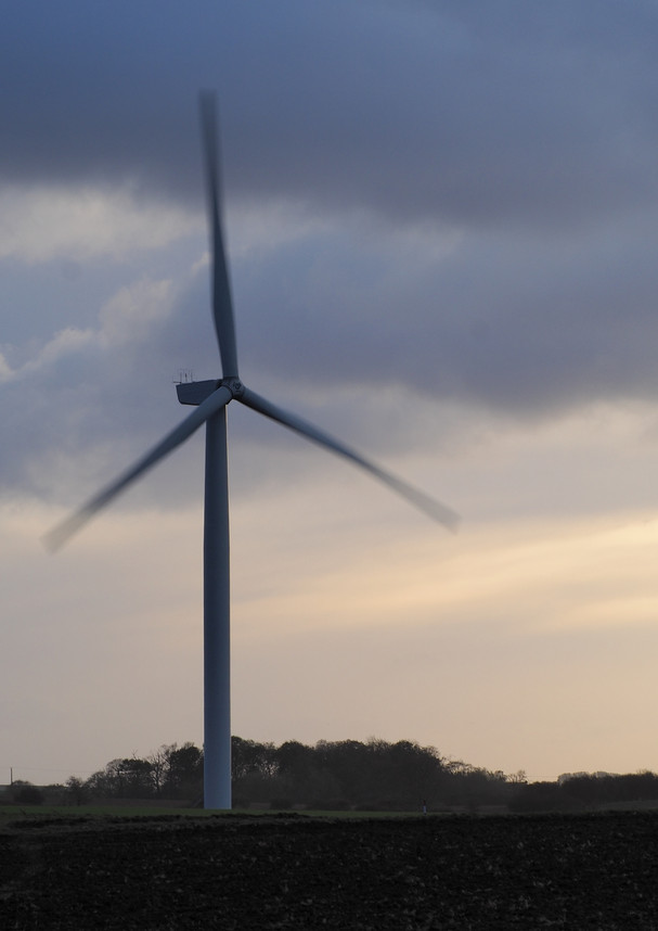 Wind Turbine, North Yorkshire
