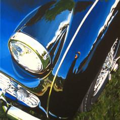 Triumph - acrylic on canvas - 12 x 9 in.