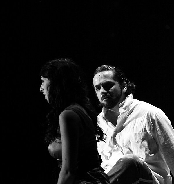 Carmen avec Rémy Poulakis