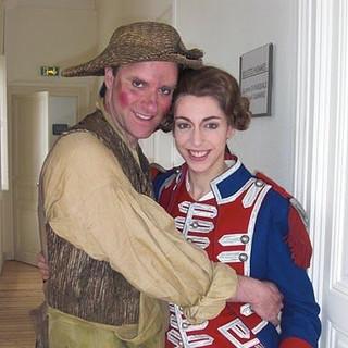 Chérubin avec Alain Herriau