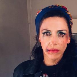 hedwige acte 2 maquillage de Ludo