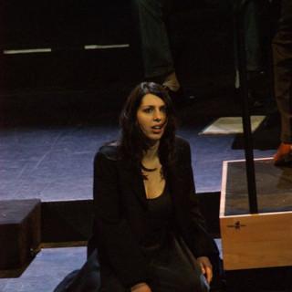 Marguerite Berlioz Théâtre du Chatelet