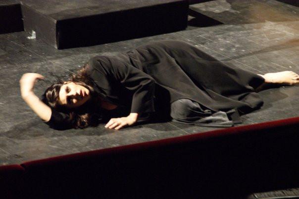 Marguerite Berlioz -Théâtre du Châtelet