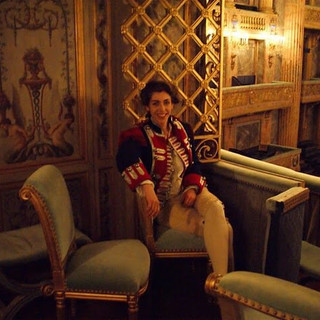 Cherubin Opéra de Versailles