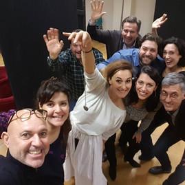 Equipe la Chauve Souris Opéra de Mareille