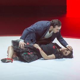 Carmen acte 4 avec Papuna Tchuradze