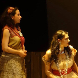 Carmen avec Aurélie Ligerot