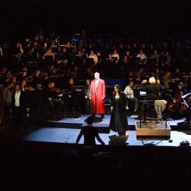 Répétition damnation Théâtre du Châtelet