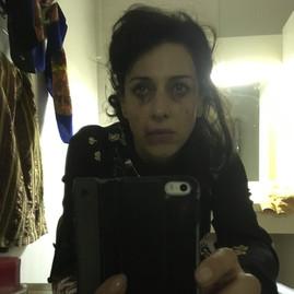 Hedwige maquillage Ludo Larthomas