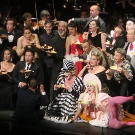 palazetto gala Théâtre des Champs Elysée