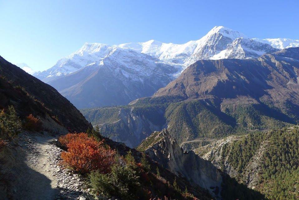 Annapurnas