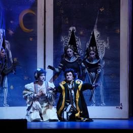 La Flûte enchantée Mozart avec Matthias Vidal, Marc Scoffoni, Mélodie Ruvio, Suzanne Jérome
