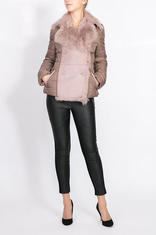 Куртка с мехом Тоскана