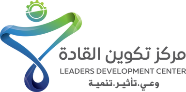 شعار مركز تكوين القادة