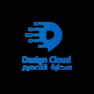 شعار سحابة التصميم