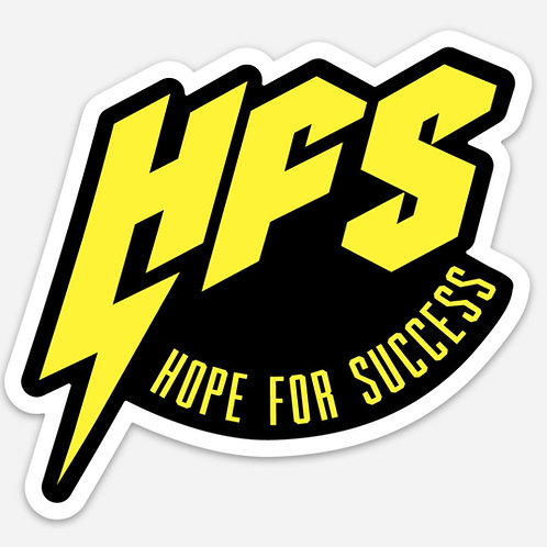 HFS Stickers (pack of 5)