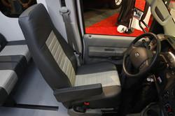 HSM - Helium Driver Seat