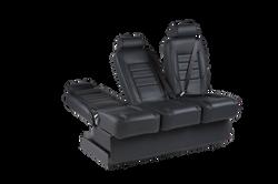 3 pt. Sofa triple recline