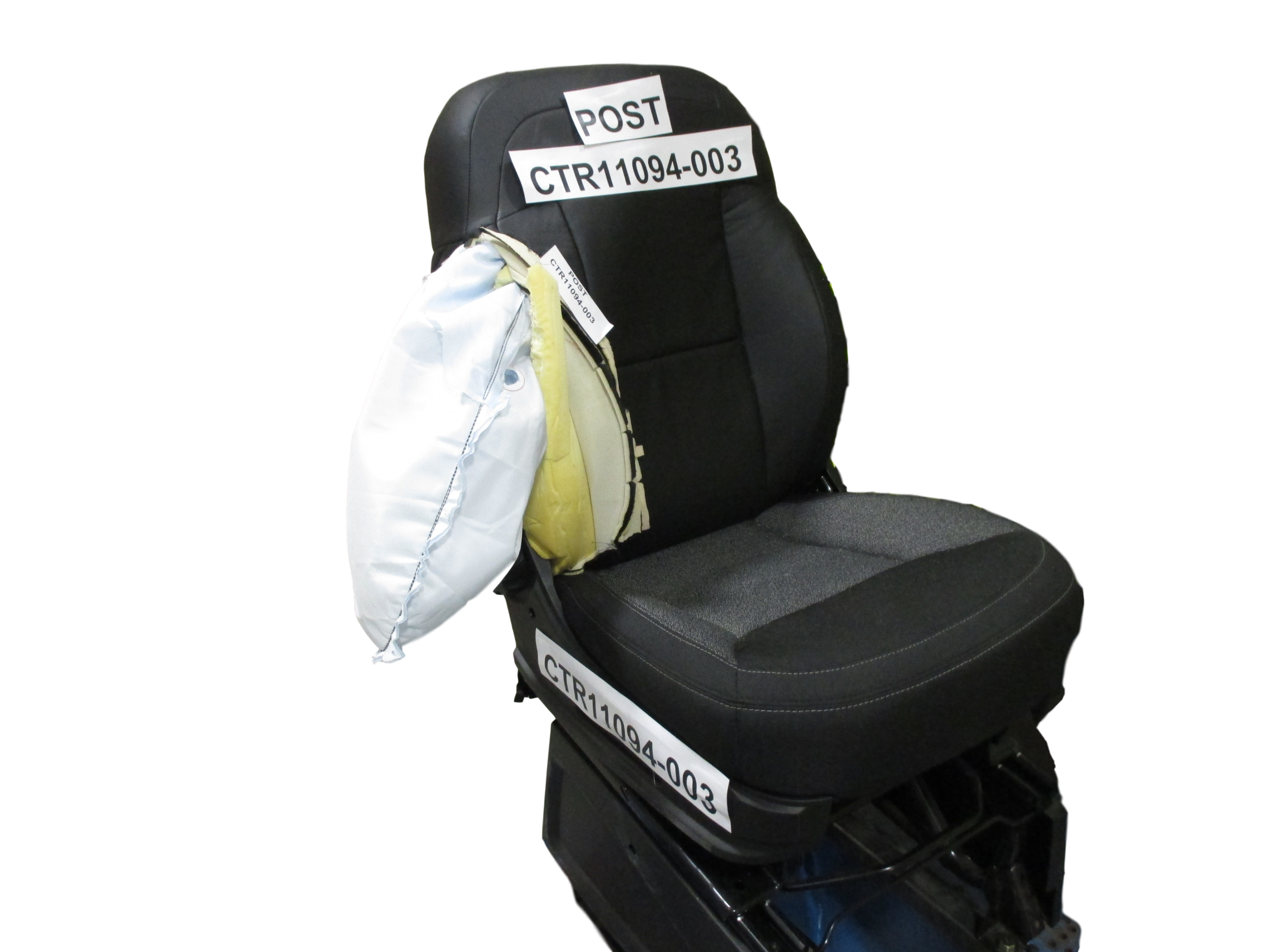 Airbag Recover - HSM - Van/Bus Seat