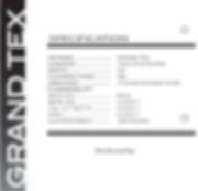 GrandTex Specification