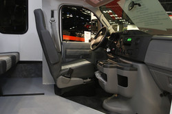 HSM Helium Driver Seat